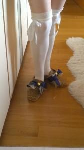 dhr shoes